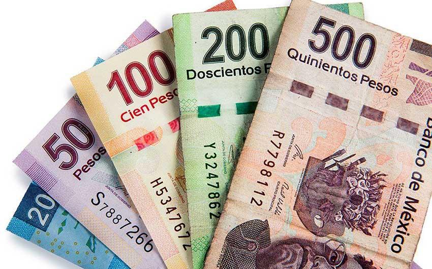MXN BANKNOTES