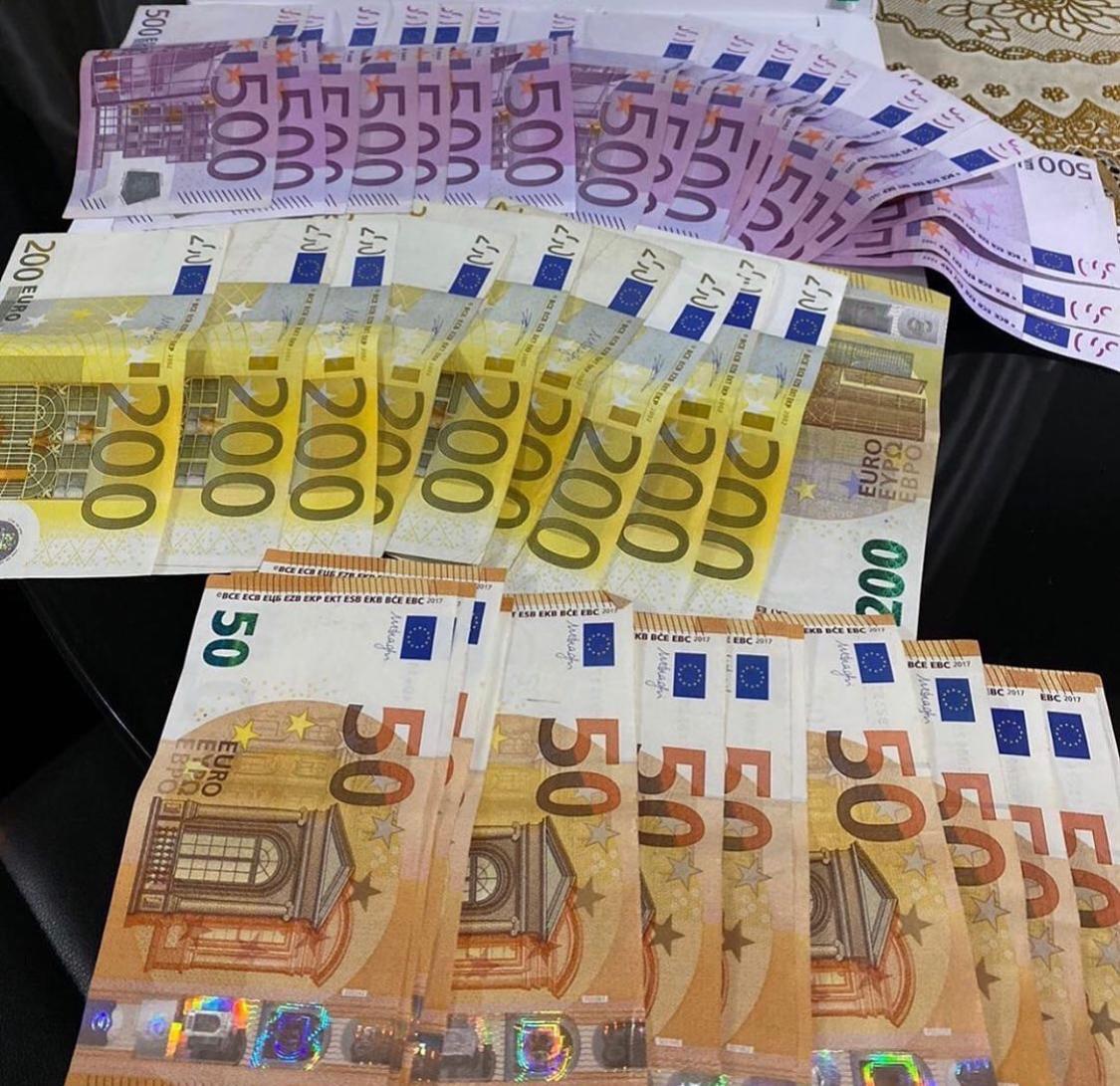 EURO BANNOTES