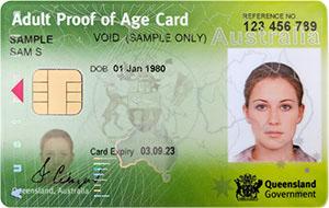 AUSTRALIAN ID CARD