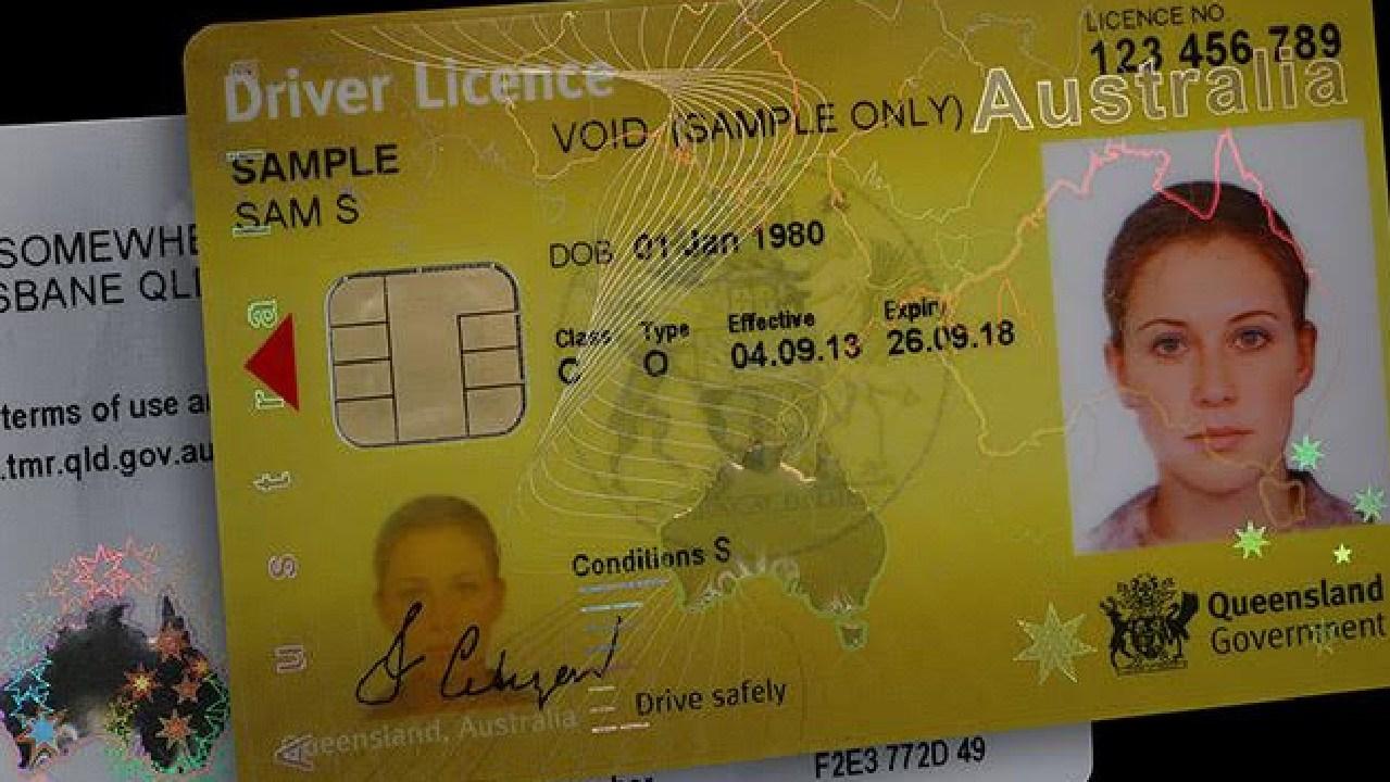 AUSTRALIAN DRIVER'S LICENSE